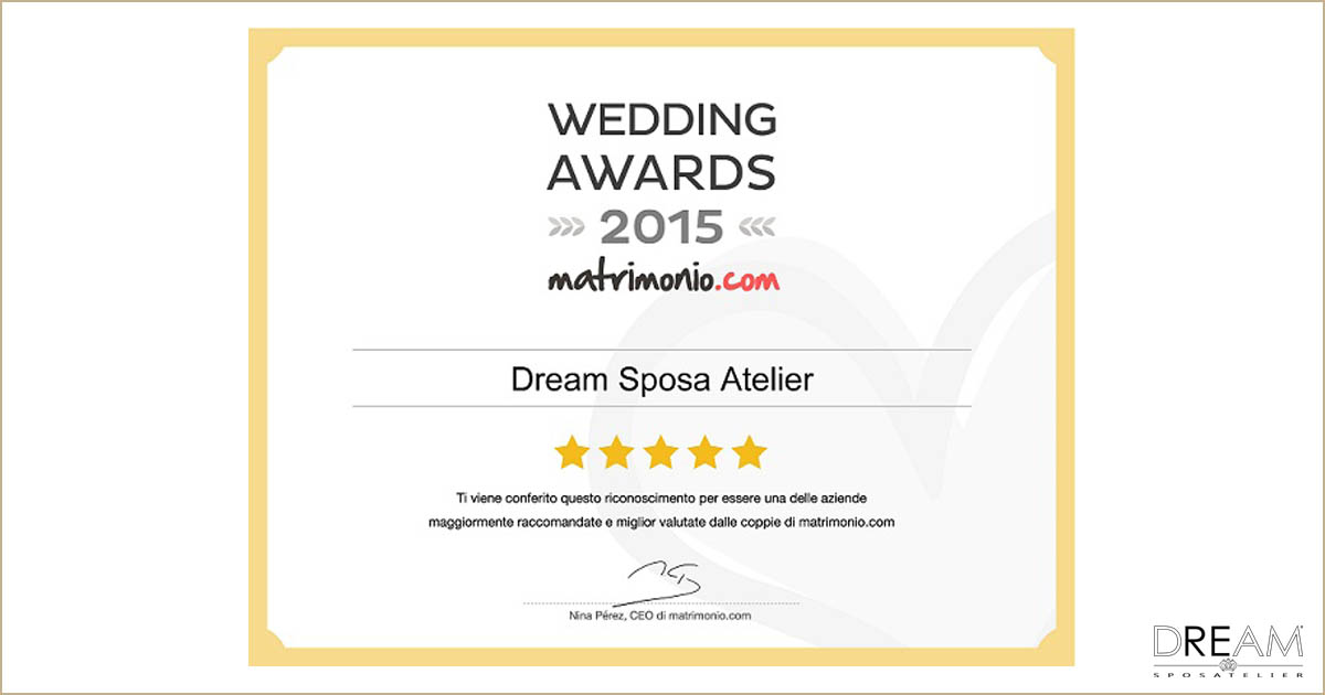 WeddingAwards 2015