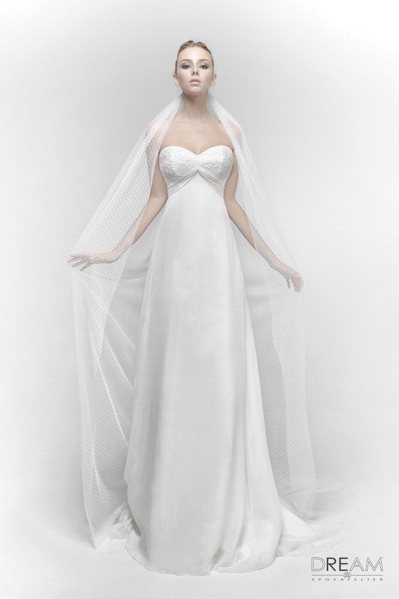 abito da sposa modello Leggerezza