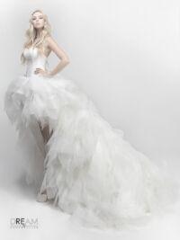 abito da sposa modello Star