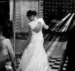 Abito da sposa schiena nuda