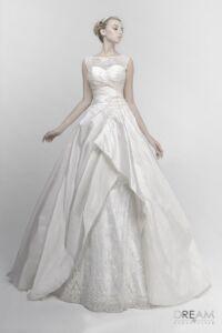 abito da sposa modello Heart