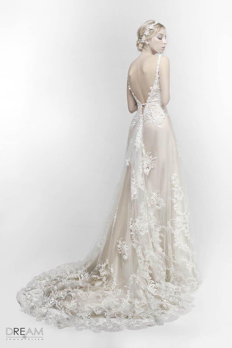 abito da sposa modello musa