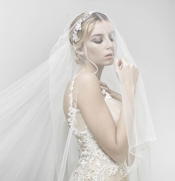 abiti da sposa colorati