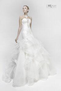 abito da sposa modello Seduzione