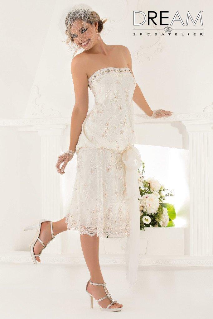 abito da sposa modello desiderio
