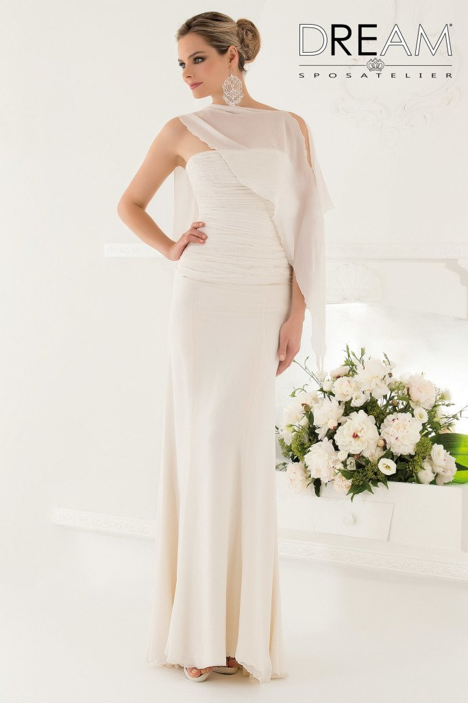 abito da sposa modello Diva