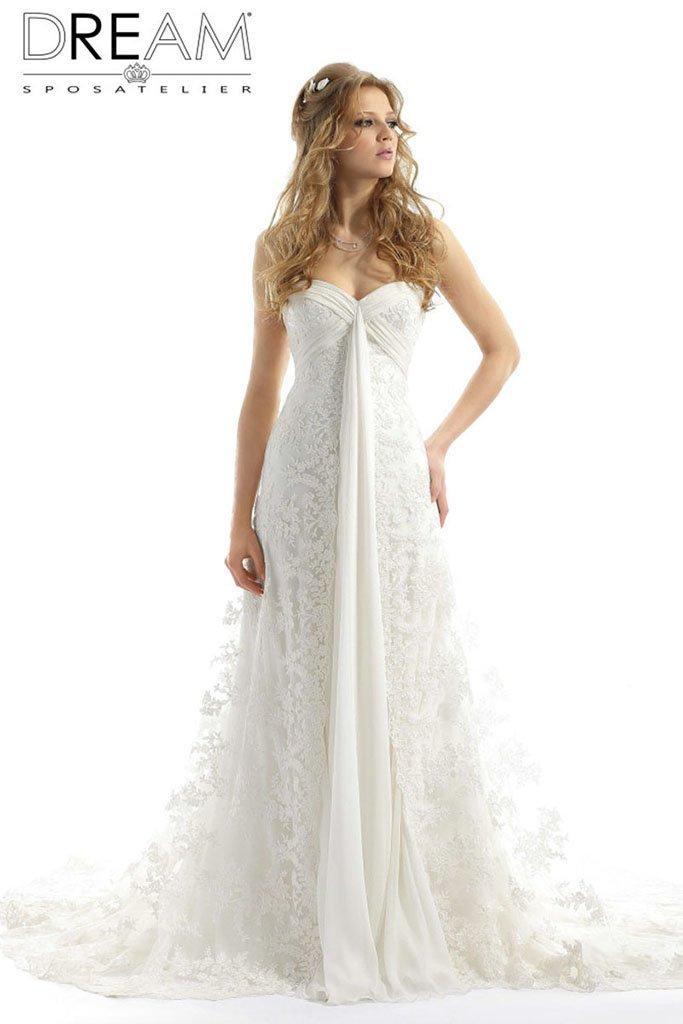 abito da sposa modello Principessa