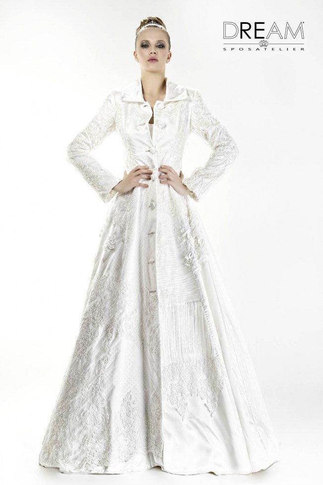 abito da sposa modello Promessa
