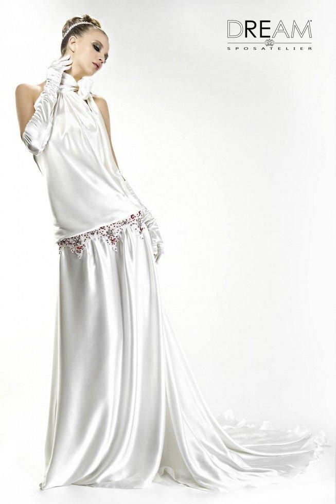 abito da sposa morbido