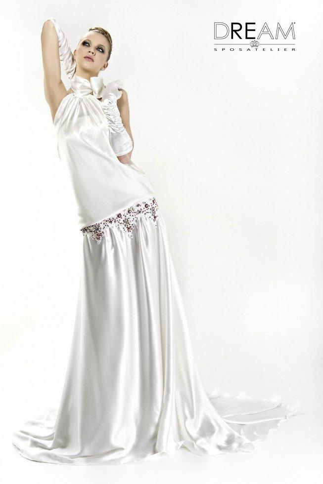 abito da sposa modello sogno