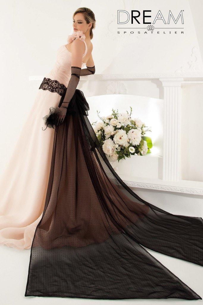 abito da sposa modello sublime
