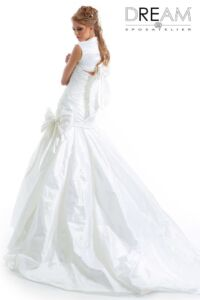 abito da sposa modello Cuore