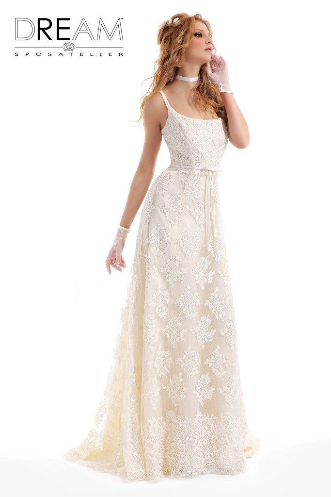 abito da sposa modello Emozione