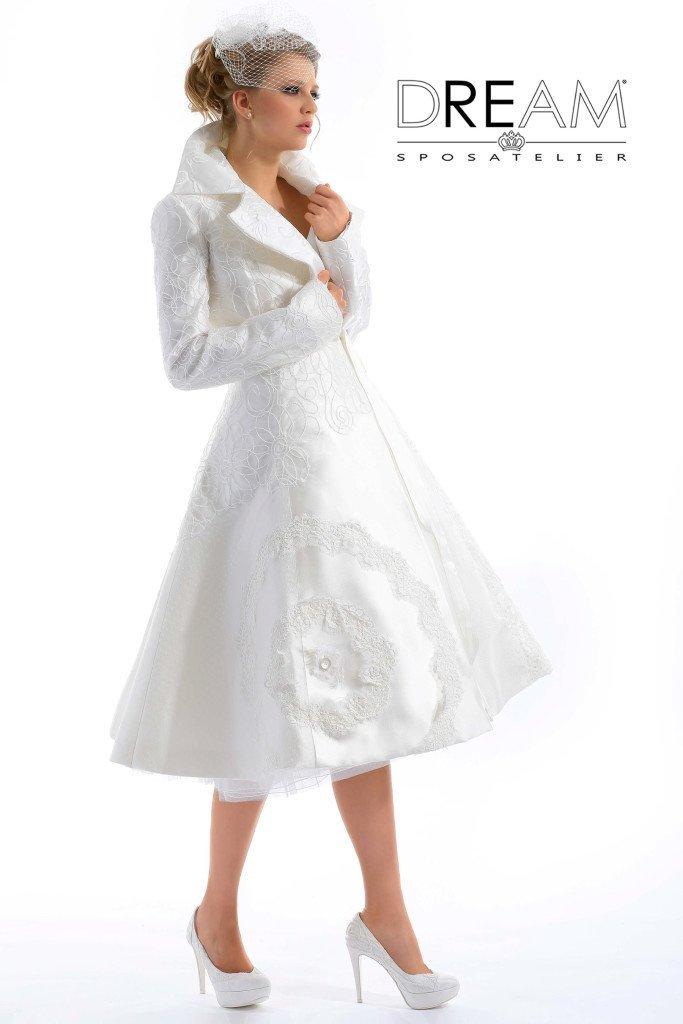 abito da sposa modello favola