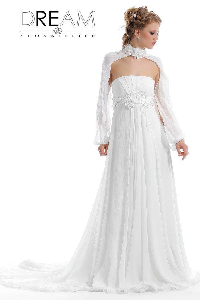 abito da sposa modello Fiore