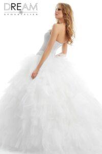 abito da sposa modello Stella
